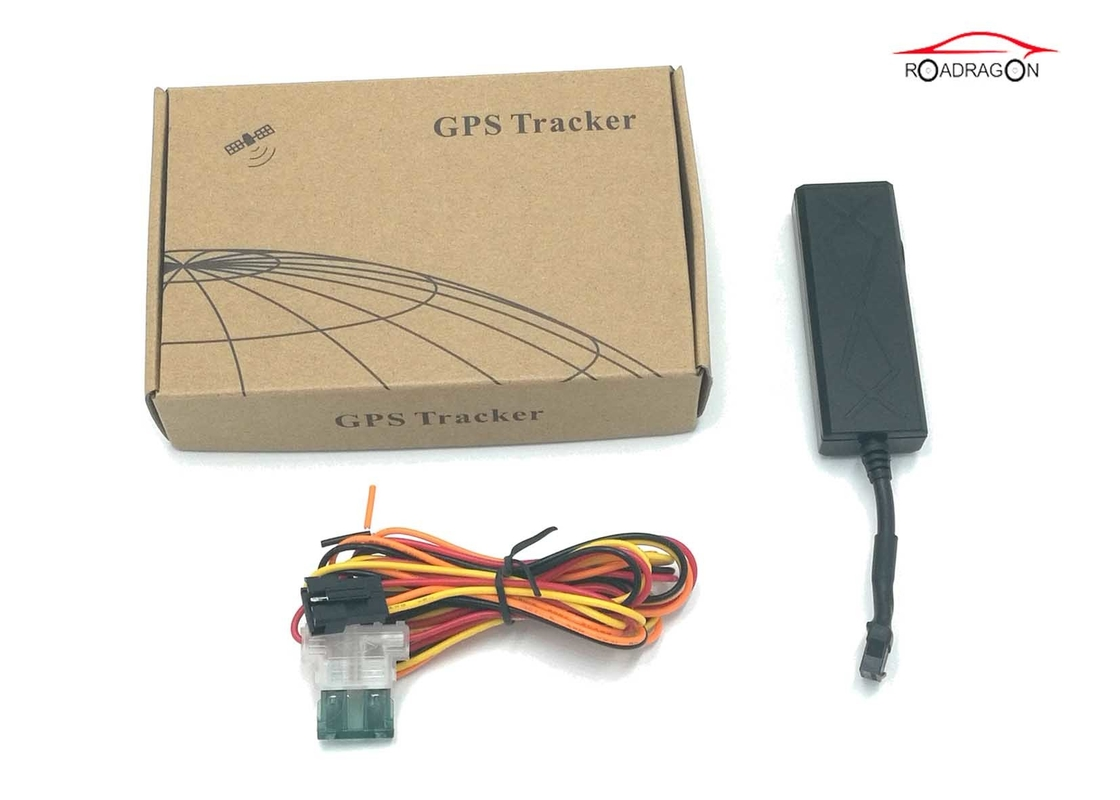 Scooter Moped Tracking Device Vibration Alarm ACC Ignition Signal Detection